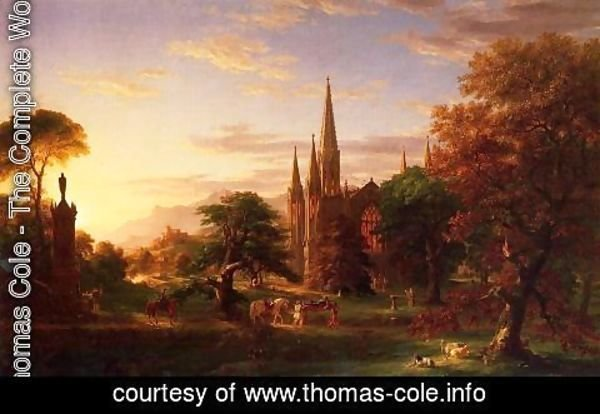 Thomas Cole - The Return