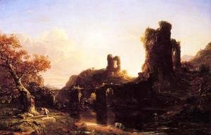 Thomas Cole - An Italian Autumn