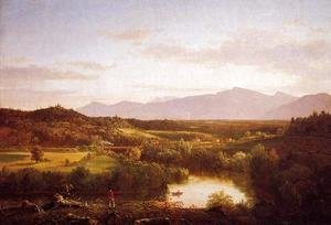 Thomas Cole - River in the Catskills