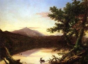 Thomas Cole - Schroon Lake