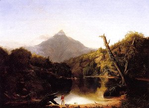 Thomas Cole - Mount Chocorua, New Hampshire