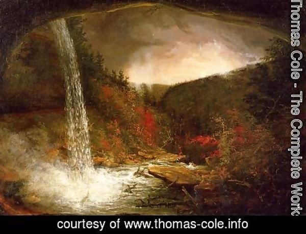 Thomas Cole - Kaaterskill Falls