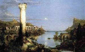 Thomas Cole - Desolation
