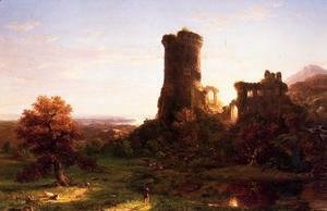 Thomas Cole - The Present