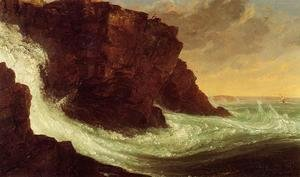 Thomas Cole - Frenchman's Bay, Mt. Desert Island