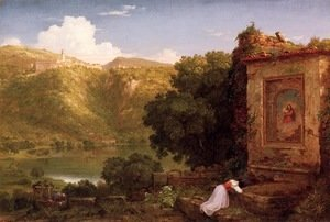 Thomas Cole - Il Pensaro