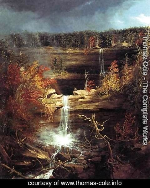 Thomas Cole - Falls of the Kaaterskill