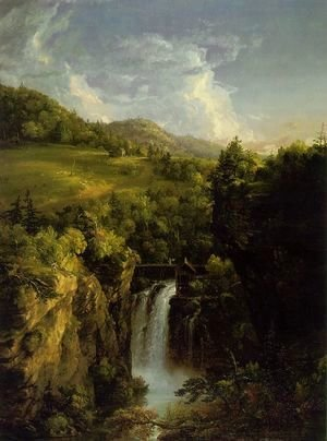 Thomas Cole - Genesee Scenery, 1847