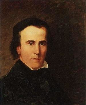 Thomas Cole - Self-Portrait